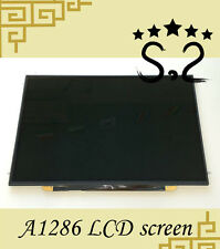 New A1286 LCD screen for Macbook Pro 15.4'' laptop Display 2008-2012 year