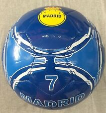 Madrid # 7 Soccer Ball For Training Official Size And Weight Size 5