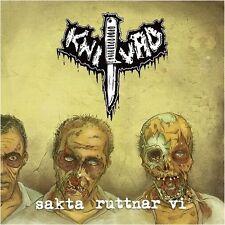 """KNIVAD - Sakta Ruttnar Vi  (7""""EP)"""