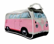 VW Toiletry Bag Washbag Pink Volkswagon By The Monster Factory