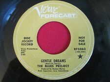 ROCK 45 - THE BLUES PROJECT - GENTLE DREAMS / LOST IN THE SHUFFLE- VERVE KF5063