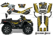 CAN-AM OUTLANDER MAX 500 650 800R GRAPHICS KIT CREATORX DECALS STICKERS DZYB
