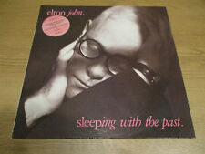 Elton John ‎– Sleeping With The Past  Vinyl LP Album UK 1989 Pop Rock 838 839 1