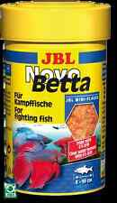 JBL NovoBetta*Novo Betta*  Main food flakes for fighting fish 25g/100ml