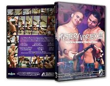 Official PWG Pro Wrestling Guerrilla - Mystery Vortex 3 2015 Event DVD