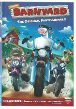 Barnyard (DVD, 2007) disc perfect excellent funny childrens film
