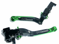 KAWASAKI Z750S 2006-2008 BRAKE & CLUTCH FOLDING EXTENDING LEVERS ROAD RACE S3ZJ