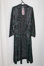 cocon.commerz PRIVATSACHEN MORGENSTERN Kimono aus Seide schwarz/türkis Gr. 2-3