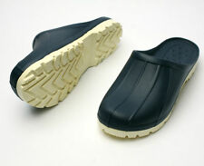 Mens Chef Shoes Slippers Sandal Clogs Water Safety Kitchen Non-Slip US_10 280mm