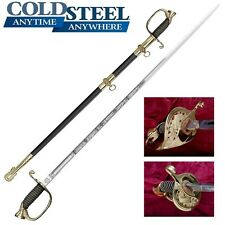 COLD STEEL US NAVAL OFFICER'S SWORD (RAY SKIN HANDLE) 88MNAL NEW