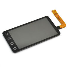 For HTC EVO 3D G17 Front LCD Display Touch Screen Glass Digitizer Lens Assembly