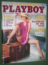 Playboy June 1984 POY Barbara Edwards Siskel Ebert Reggie Jesse Jackson intervie