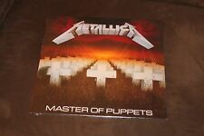 Metallica Master of Puppets NEW & SEALED vinyl LP Import from EU