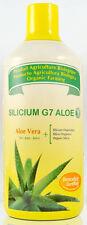 Orgono G7 Silicium Aloe Vera & Organic Silica Detoxification 1000ml  33.85 Fl Oz