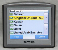 TomTom GPS Navigation 2016 USA Middle East Bahrain Saudi Arabia Kuwait Yemen Map