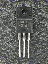 NEC 2SK2141 K2141 N-channel MOSFET 600V 6A