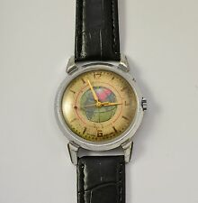 "VINTAGE RUSSIAN ""POLJOT - SPUTNIK 1McHZ 16 JEWELS MEN'S WATCH"