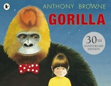 Gorilla by Anthony Browne 9781406352337 (Paperback, 2013)