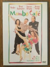 MAMBO CAFE rare DVD Movie w/ Mexican Singer THALIA Ex Timbiriche (Paul Rodriguez