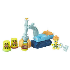 Play-Doh Town Excavator Playset