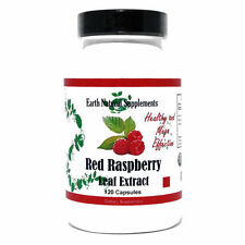 1x RED RASPBERRY Leaf Extract 2000mg 120 caps for Women