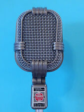 Vintage Very Rare 1950S Era Turner 77 Cardioid Microphone Dual Element/Impedance
