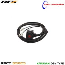RFX RACE SERIES OEM TYPE KILL SWITCH KILL BUTTON FOR KAWASAKI KX125 KX250 1988