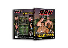 Official ROH Motor City Madness 2006 DVD (Pre-Owned)