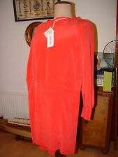 See By Chloe Coral Dress Size UK 10 (Italy 42 / US 6)