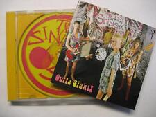"""SINISTER SIX """"OUTTA SIGHT"""" - CD"""