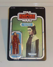 Star wars  vintage Leia Organa bespin on 41 back card turtle neck 1980