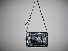 NAS Bag Unique Cross Body Handbag Multiple Designs Black Gold Silver Copper