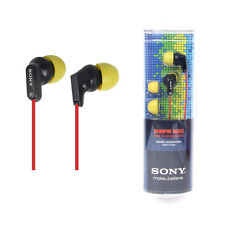 Sony MDR-EX35LP Lime/Lime powerful sound EX Style Headphones MDREX35LP