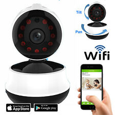 HD 720P Indoor Security PTZ Camera Wireless WiFi IR Night Vision Two Way Audio
