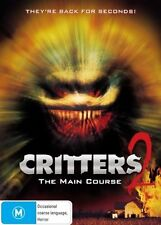 Critters 2 - The Main Course ( DVD ), NEW+SEALED, Region 4, Fast Post...4291