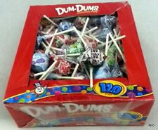 Dum Dums Pop Lollipops Candy 120 Count Pops Suckers Lollipop Sucker Pops Candies