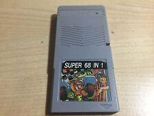 Super 68 in 1 Castlevania Snowbros contra ninja turtle Nintendo Game Boy Clasica