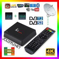 K2 Pro SAT DVB-S2 DVB-T2 Android 5.1 2GB 16GB Quad Core TV Box IPTV WiFi 64bit