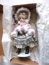 """ROBIN WOODS """"LARISSA"""" 1986 DOLL OF THE YEAR #28 MINT IN BOX!"""