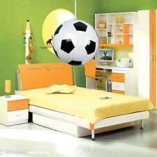 Football Glass Lamp Lighting Pendant Chandelier Ceiling Light Children's Room