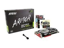 New MSI GeForce GeForce GTX 1080 TI ARMOR 11G OC Graphics Card DX12