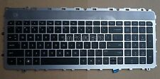for HP ENVY 17-3000 series Keyboard 665917-001 US Backlit short Cable