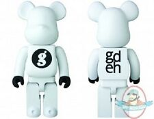 Goodenough 100% Bearbrick White Figure by Medicom