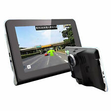 7 inch Car GPS Navigator Quad Core Android Tablet DVR Speed Radar Detector