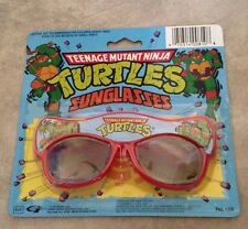 Vintage Teenage Mutant Ninja Turtles Sunglasses NEW factory sealed on Card