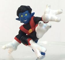 Marvel Super Hero Squad RARE NIGHTCRAWLER Variant from Coming of Apocalypse set