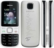 Nokia 2690 - White, black,Purple/ Blue (Unlocked) Camera Bluetooth Mobile Phone