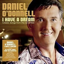 Daniel O'Donnell - I Have A Dream [New CD] UK - Import