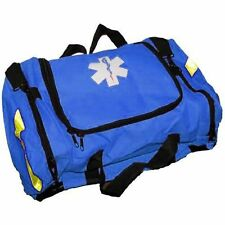 */* First Responder Trauma Bag Kit Blue Bag with CPR Resuscitator Mask