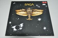 SAGA - Same - Pop Rock 70er - Album Vinyl Schallplatte LP